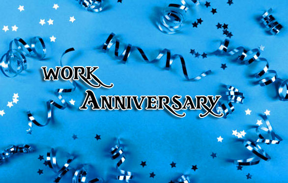 Happy Work Anniversary Image and Wallpaper HD