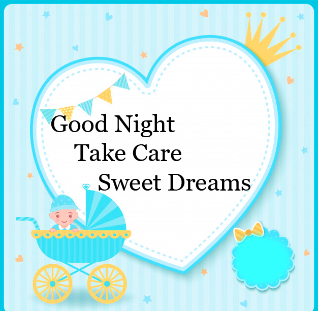 Heart Good Night Image HD