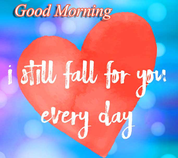 Heart Love Quote Good Morning Image