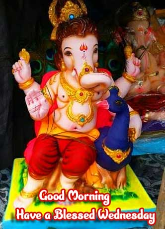 Lord Ganesha Good Morning Picture Copy