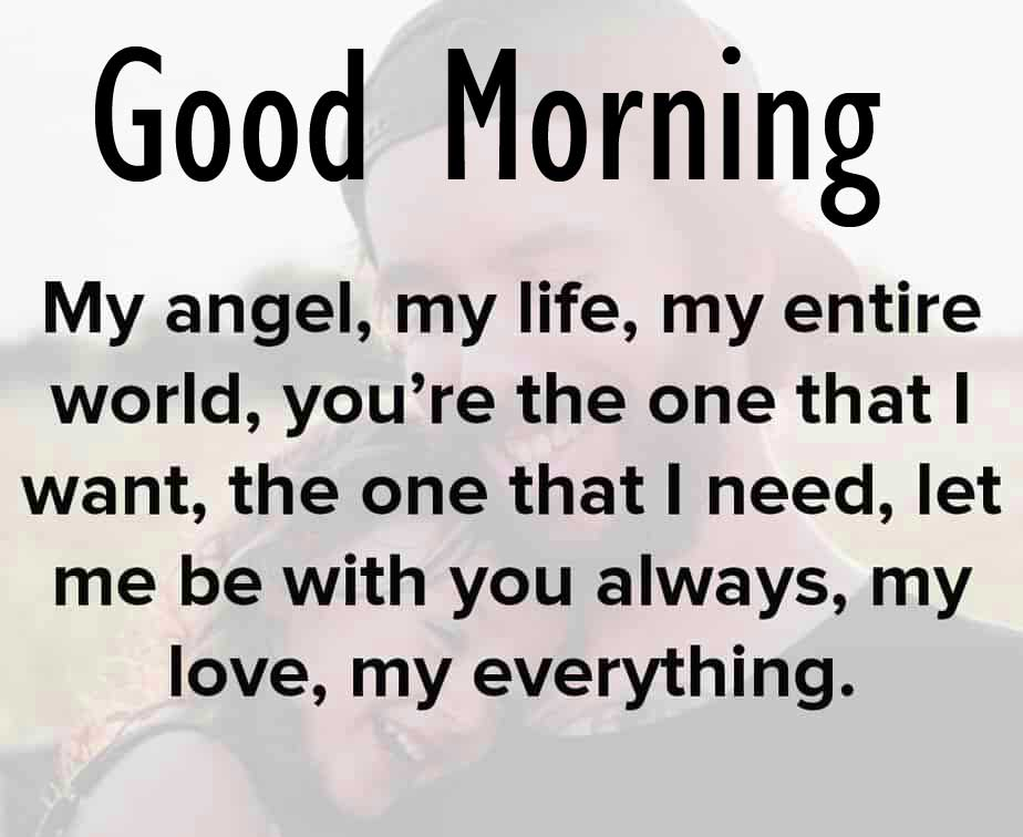Love Quote Good Morning HD D