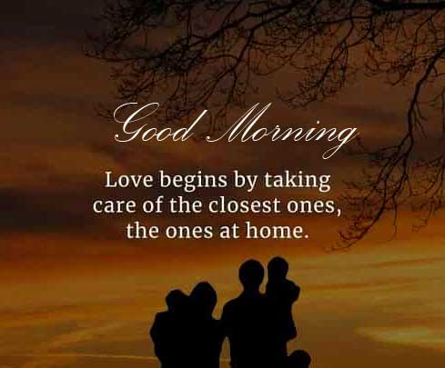 Love Quote Good Morning Image HD