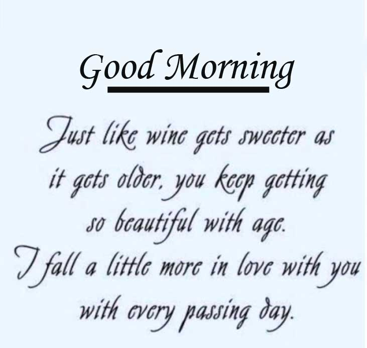 Love Quote Good Morning Wallpaper Copy