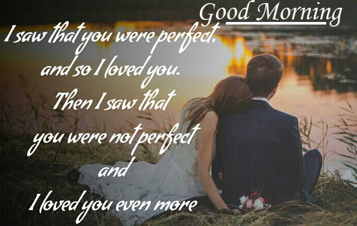 Love Quote Good Morning Wallpaper HD Copy