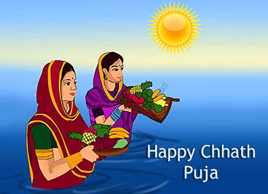 Lovely Happy Chhath Puja Pic