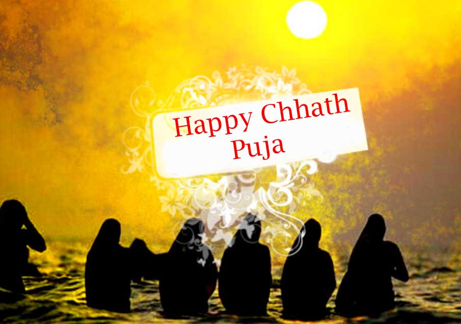 Lovely Happy Chhath Puja Wallpaper Full HD