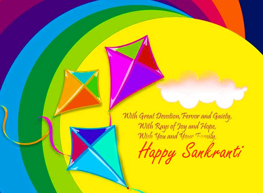 Lovely Happy Sankranti Image