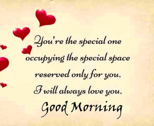 Lovely Quoted Good Morning Image