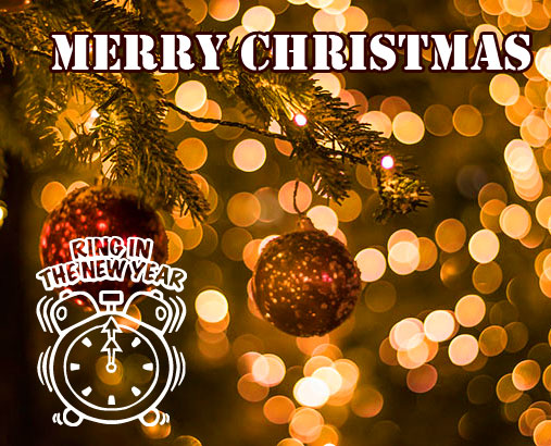 Merry Christmas and Happy New Year Picture HD