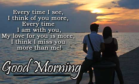 Message of Love with Good Morning Wishing