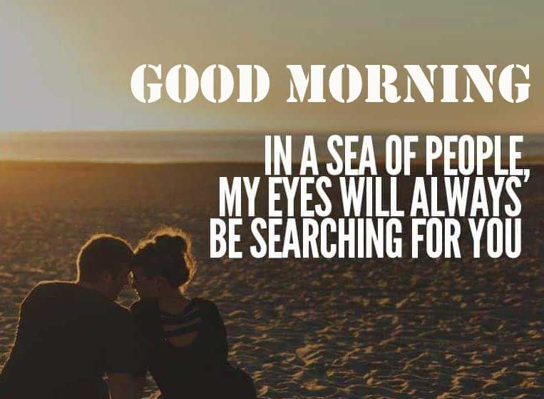 Quote on Love with Good Morning Wish