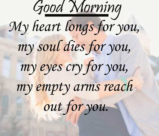 Quote on Love with Good Morning Wishing