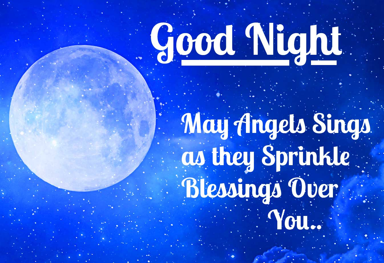 Quoted Blue Moon Good Night Pic