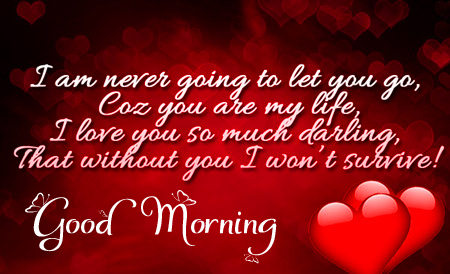 Quoted Good Morning Image
