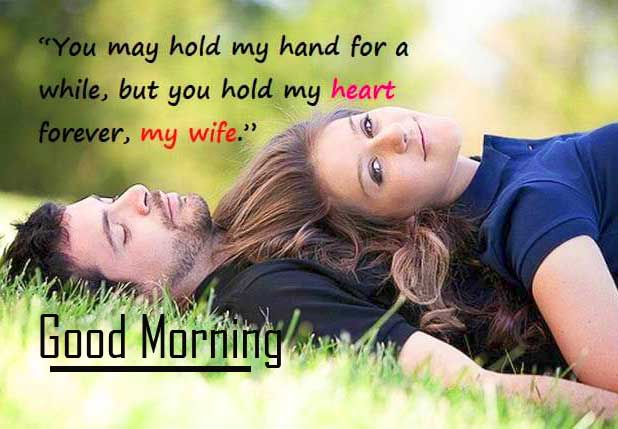 Quotes for Wife with Good Morning Message Copy