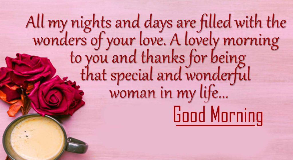97+ Romantic Good Morning Quotes for Wife (Latest Collection)