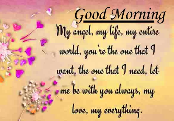 Romantic Good Morning Message for You Copy