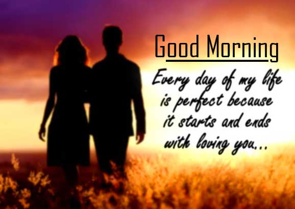 Romantic Quoted Image for Wife with Good Morning Wishing Copy