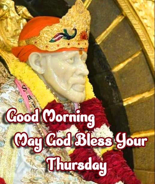 Sai Baba Beautifully Quoted Good Morning Picture