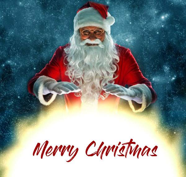 Santa Claus HD Merry Christmas Image