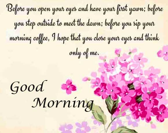 Unique Quote for Wife with Good Morning Wishing