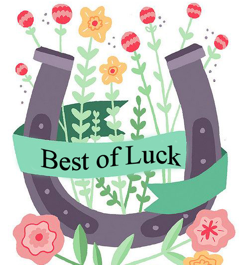 Beautiful Best of Luck Image
