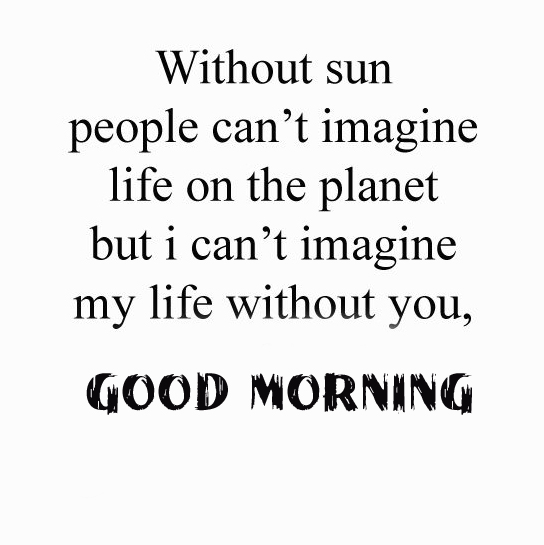Beautiful HD Quotes Good Morning Pic