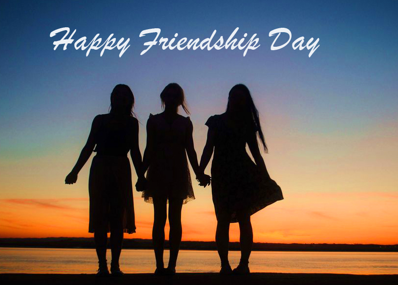Beautiful Happy Friendship Day Image