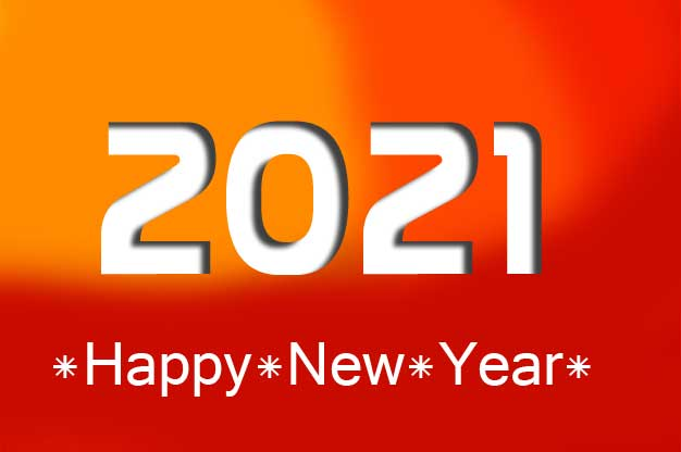 Beautiful Happy New Year Image