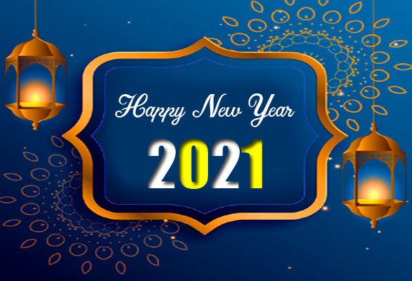 Beautiful Happy New Year Picture
