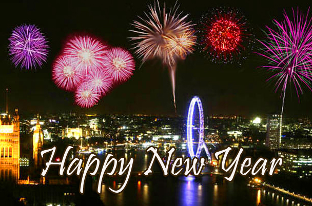 Beautiful Happy New Year Wallpaper and Pic