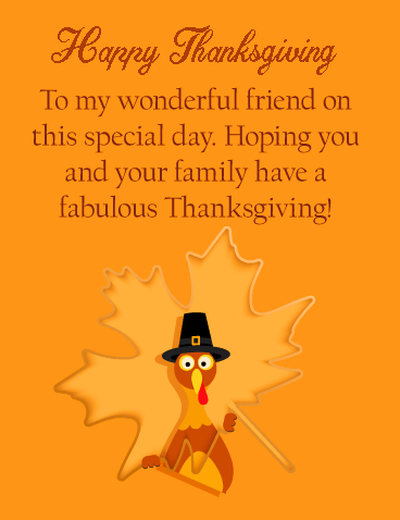 Beautiful Happy Thanksgiving Image HD