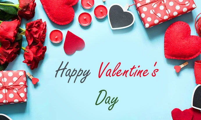 Beautiful Happy Valentines Day Picture