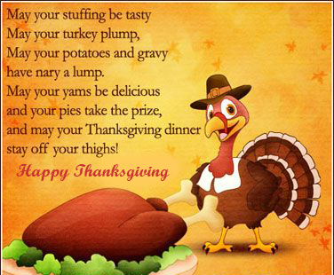 Beautiful QuotesHappy Thanksgiving Image