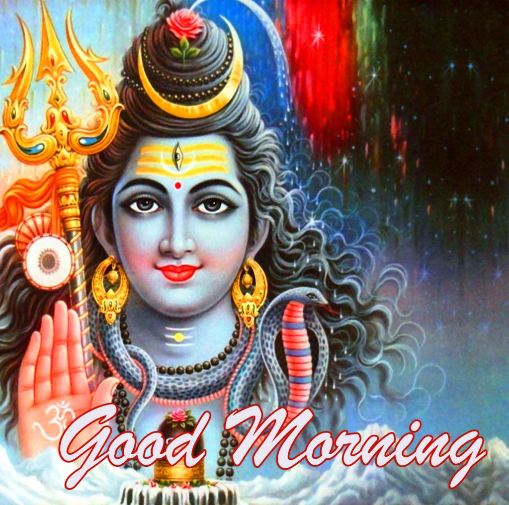 48+ Good Morning Shiv Image(New Collection)