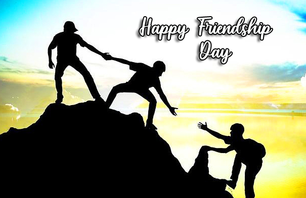 Beautiful and Best Happy Friendship Day Image