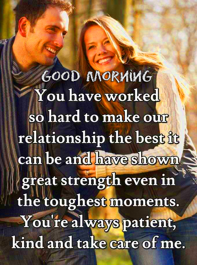 Beautiful and Lovely Love Quotes Good Morning Image