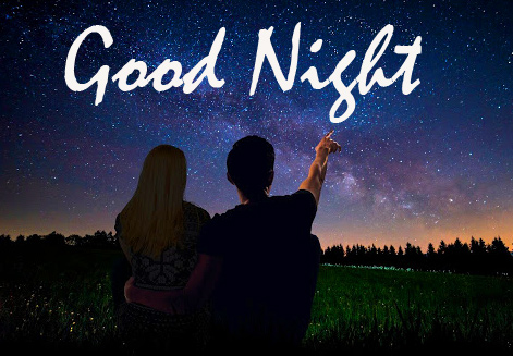 Best Couple HD Good Night Image and Wallpaper