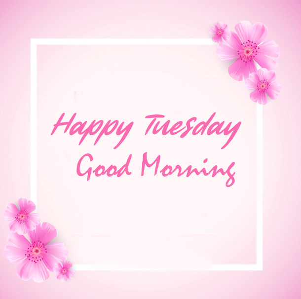 Best Good Morning Happy Tuesday Image