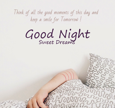 Best Good Night Sweet Dreams Wishing Quotes Wallpaper
