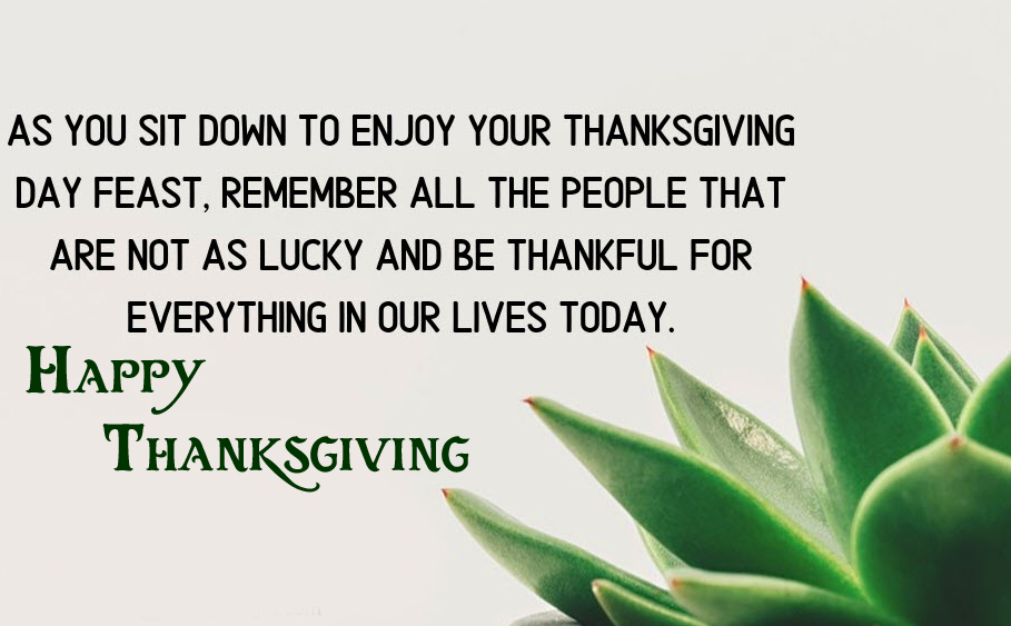 Best Quotes with Happy Thanksgiving Pic