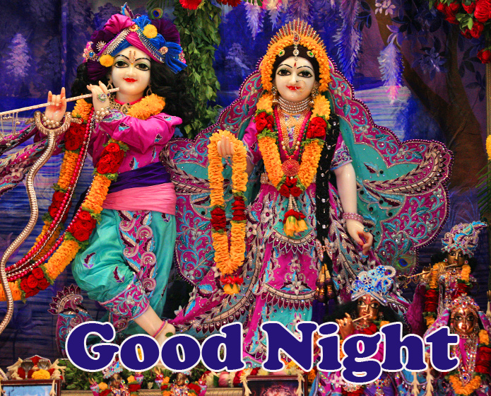 Best Radha Krishna Good Night HD Image