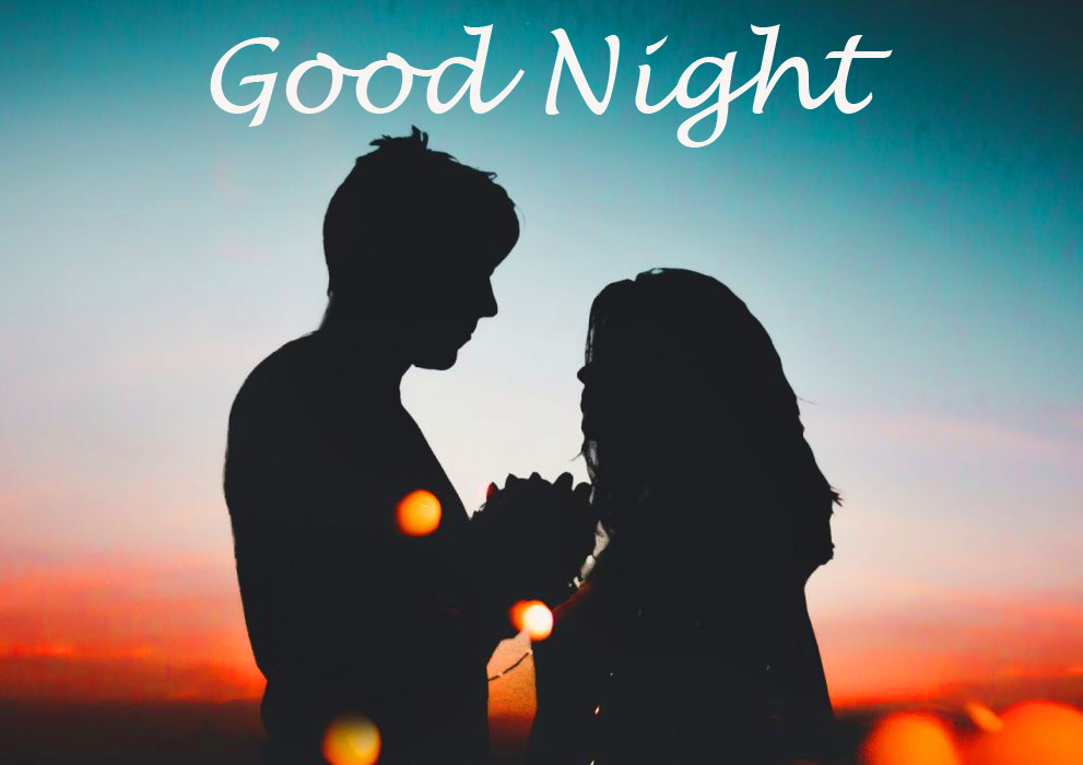 Best and Latest Couple Good Night Image