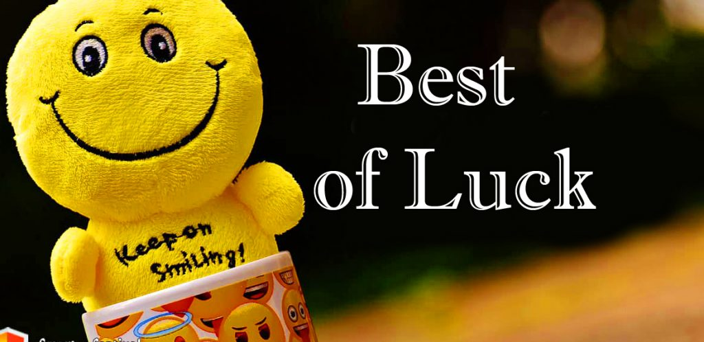 40+ Best of Luck Wishes Pics HD Download