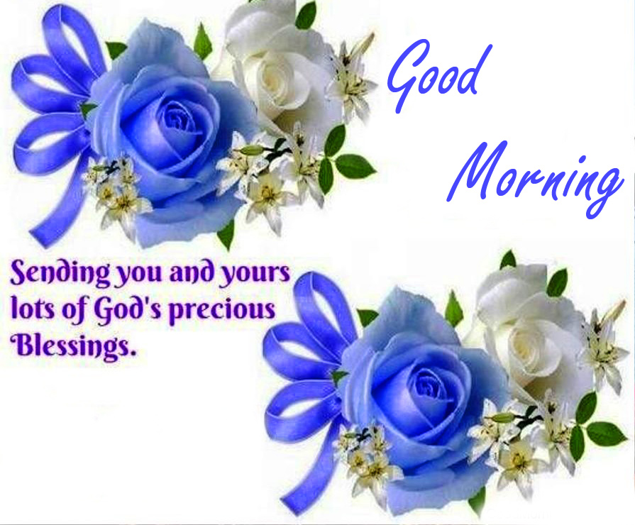 Blessed Good Morning Nice Day Message Image