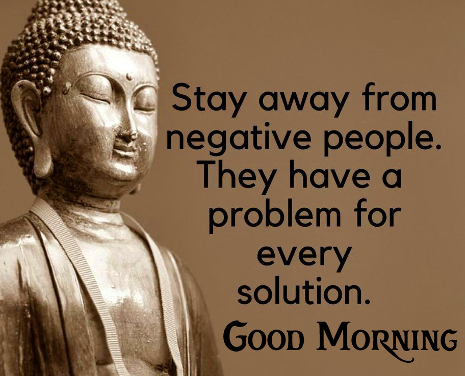 Buddha Quotes with Good Morning