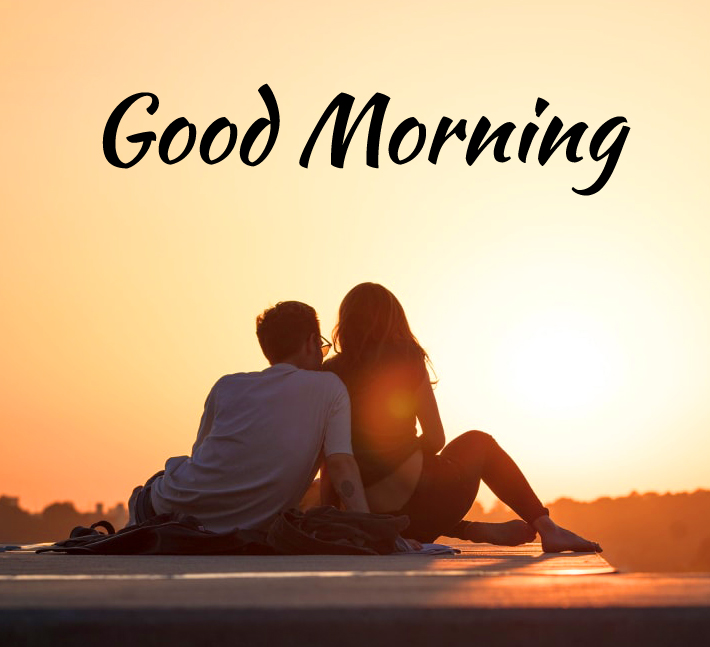 Couple Good Morning Photo HD