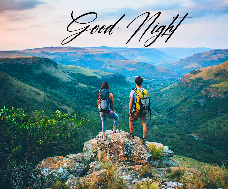 Couple Good Night Picture