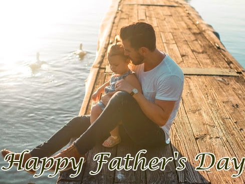 Cute HD Happy Fathers Day Image