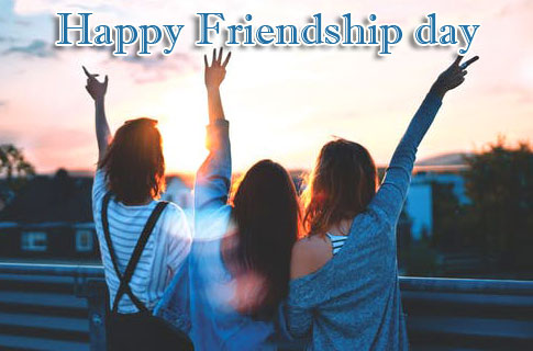 Cute Happy Friendship Day Image